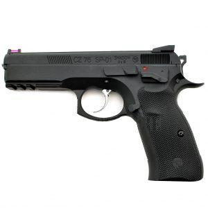 CZ 75 SP-01 Shadow-1 left