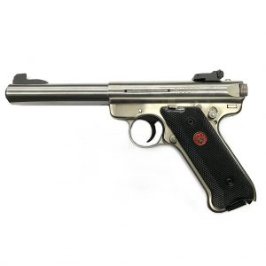 Ruger Mark lll Heavy Barrel Left