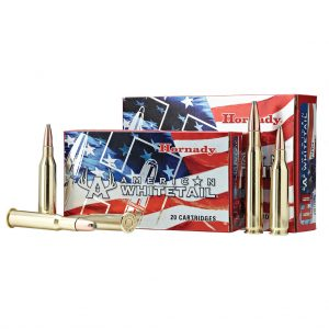 Hornady American Whitetail Packaging - Backcountry Sports
