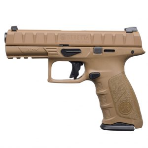 Beretta APX 9mm FDE Left - Backcountry Sports