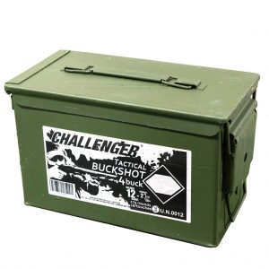 Challenger Tactical Buckshot 175-Rnd Can - Backcountry Sports