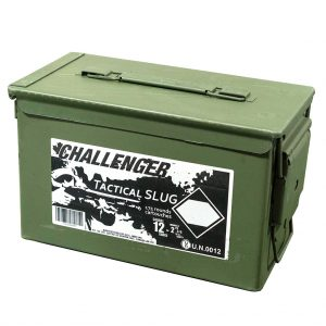 Challenger Tactical Slug 175-Rnd Can - Backcountry Sports