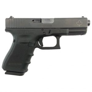 Glock 19 G4 Canadian Edition Right - Backcountry Sports