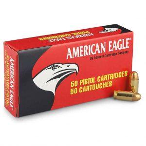 American Eagle Handgun Ammunition - Backcountry Sports