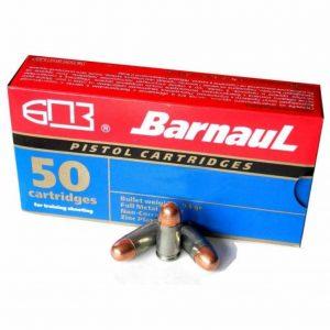 Barnaul Pistol Cartridges - Backcountry Sports