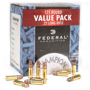 Federal Champion 22LR Value Pack - Backcountry-Sports