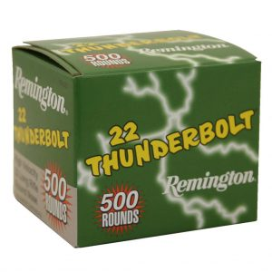 Remington 22 Thunderbolt - Backcountry Sports